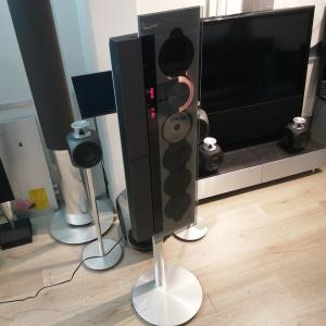 Beosound 9000 MK3 - Including floor stand