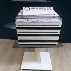 Beosystem 6500 White Edition inklusive B&O Möbel