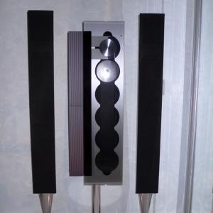 BEOSOUND 9000 MK3 - BEOLAB 8000 - KOMPLETT AUDIO PAKET