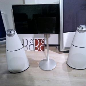 Beolab 9 - White Edition