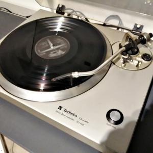 Technics SL-1401 Skivspelare