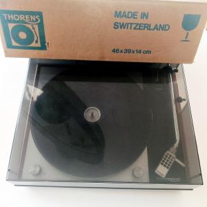 Thorens TD 150 MkII Turntable