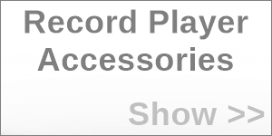 Record Player Accessories - Needles for turntables, pickups, RIAA amplifiers, etc.