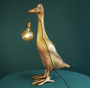 Lampa, Ankan Ducky, Golvmodell