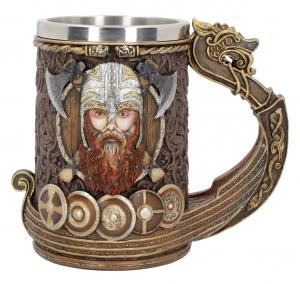 Viking Sejdel/Mugg, Drakkar