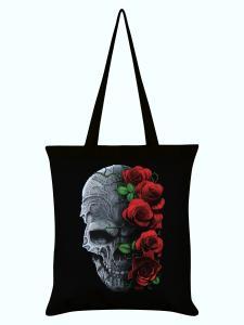 Tygväska/Shoppingbag, Immortal Bloom