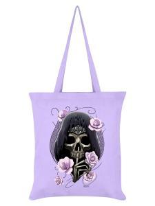Tygväska/Shoppingbag, Silent Spectre Lila