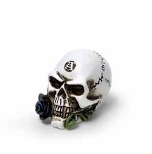Dekoration, mini, Alchemist Skull