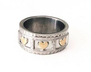Tripple hearts, Tilva Ring