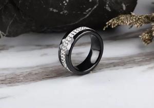 Ring, Black Bling
