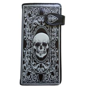 Döskalle plånbok, Skull Tarot
