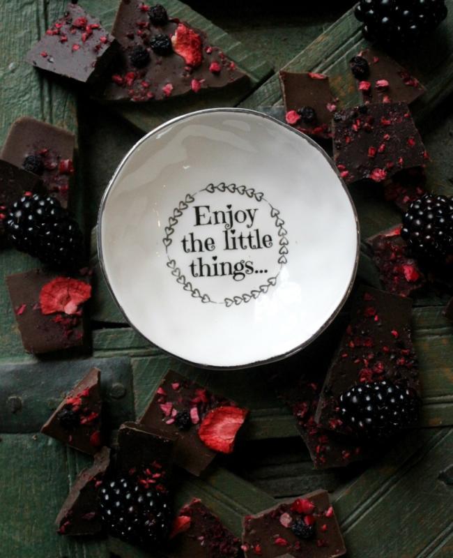 Majas Miniskål, Enjoy the little things, 2 Färger