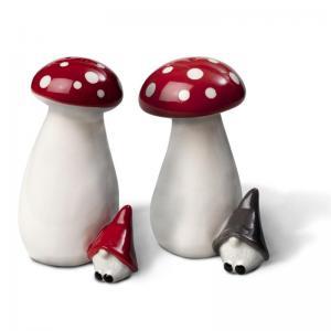 Salt och Peppar Vätte på svamp