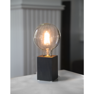 Lampfot E27 Lys