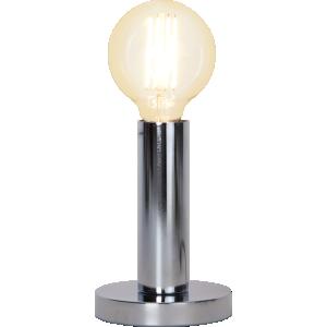 Lampfot E27 Glans 17cm