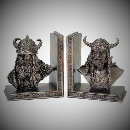 Bokstöd, Vikingar