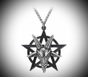 Design Halsband, Baphomet