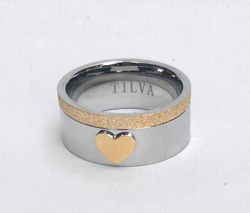 Princess Gold Ring