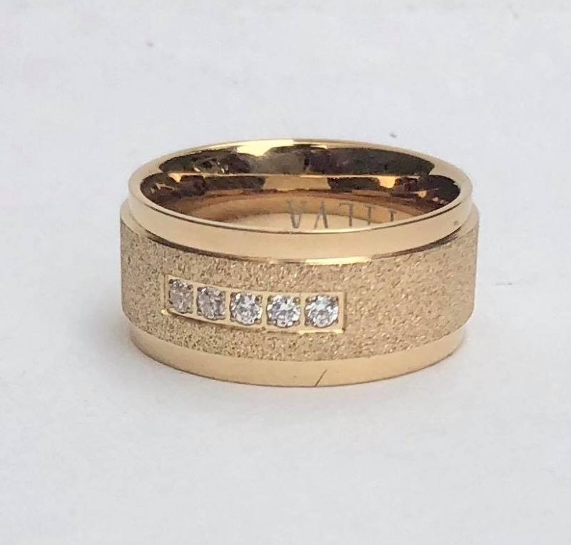 Glittering Mind Guld Ring