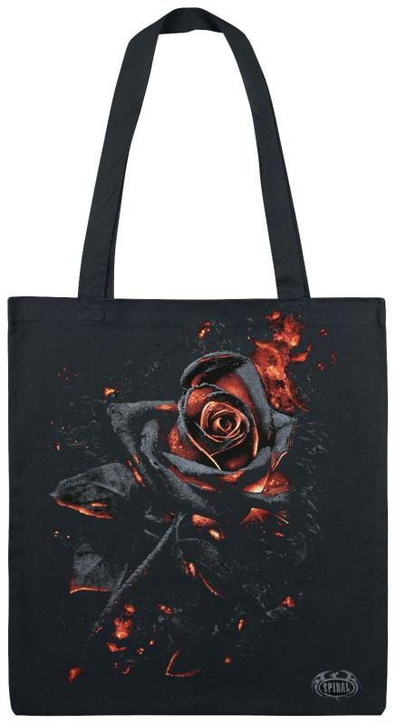 Tygväska/Shoppingbag, Burnt Rose