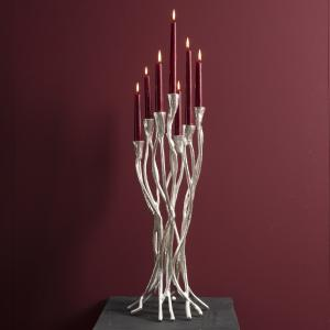 Ljusstake Roots Silver