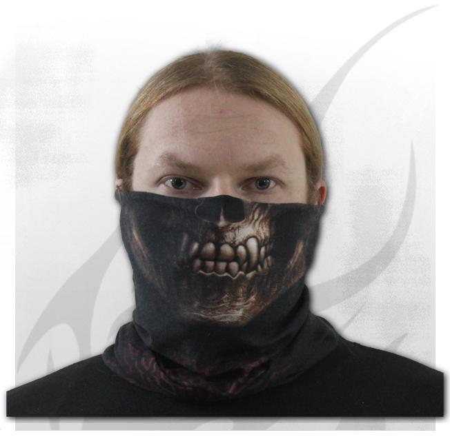 Tub Halsduk Multiscarf, Goth Skull