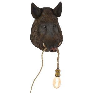 Lampa, Vildsvin