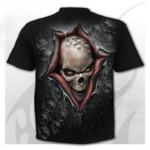 T-shirt, Spiral, STRANGLER