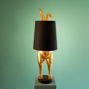 Lampa, Hare, Hiding Bunny