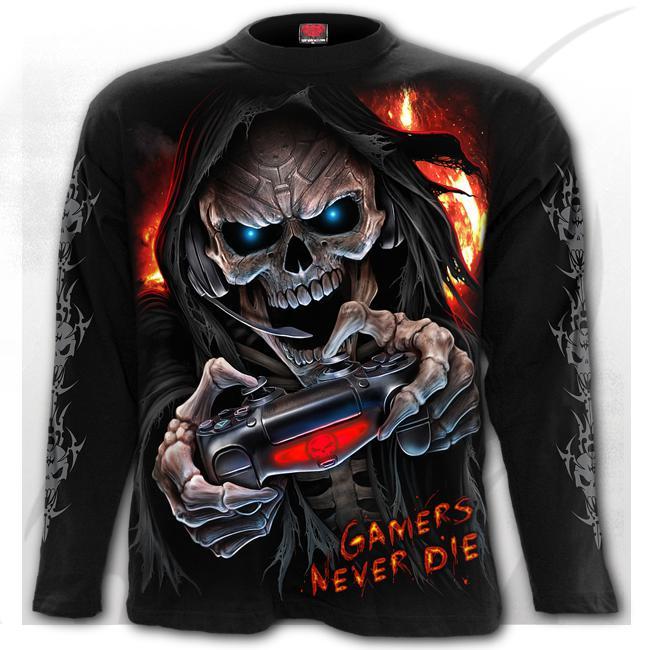 T-shirt, Långärmad, Respawn