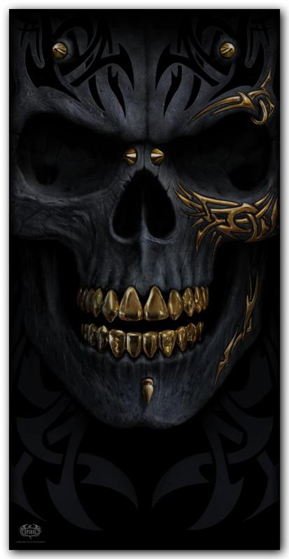 Handduk, Black Gold