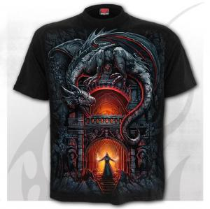 T-shirt, S-4XL, DRAGON'S LAIR
