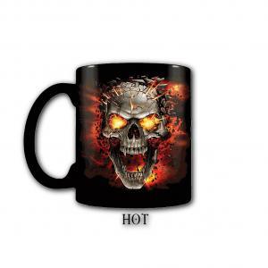 Mugg/Kopp, Skull Blast, Värmereagerande