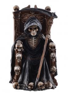 Ledlampa, Döden sitter och väntar