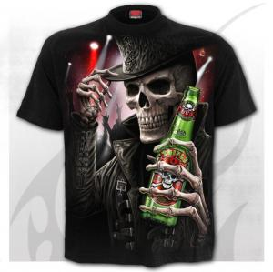 T-shirt, Spiral, Triple 6