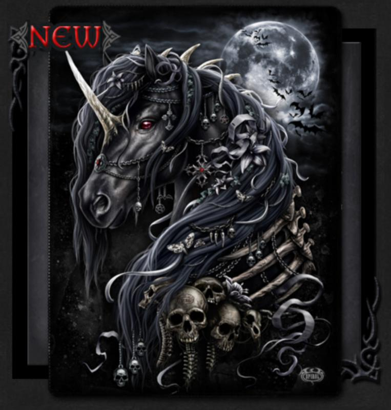 Filt, Spiral, Dark Unicorn