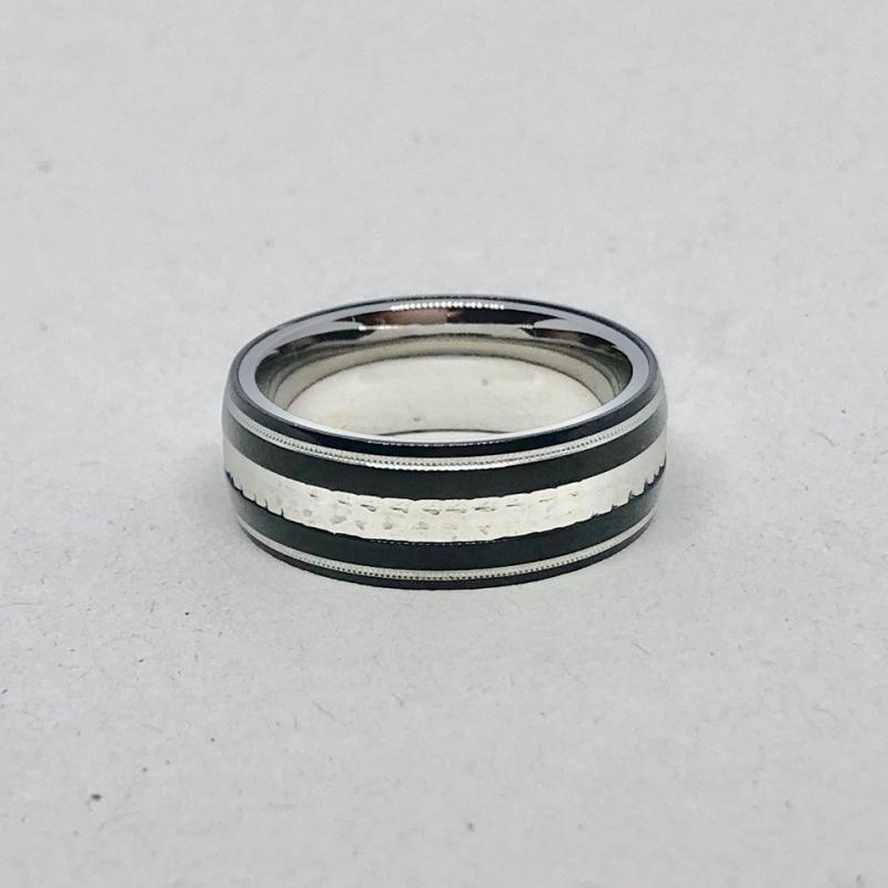 Ring, King Black