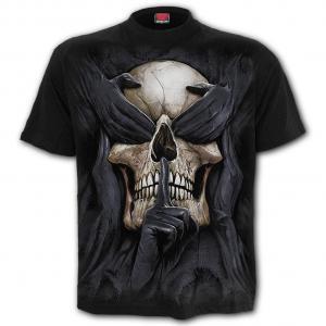 T-shirt, Spiral, See No Evil