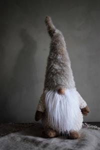 Cozy Santa, Frosty