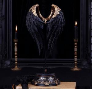 Dekoration, Änglavingar, Dark Angel