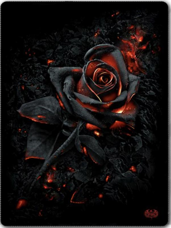 Filt, Spiral, Burnt rose