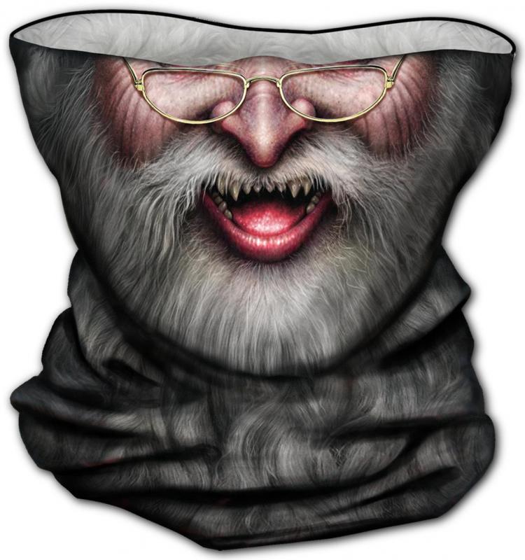 Tub Halsduk Mask, Santa Wrap