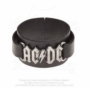 Läderarmband, AC/DC