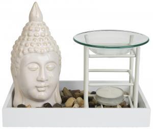Aromalampa, Buddha, Vit