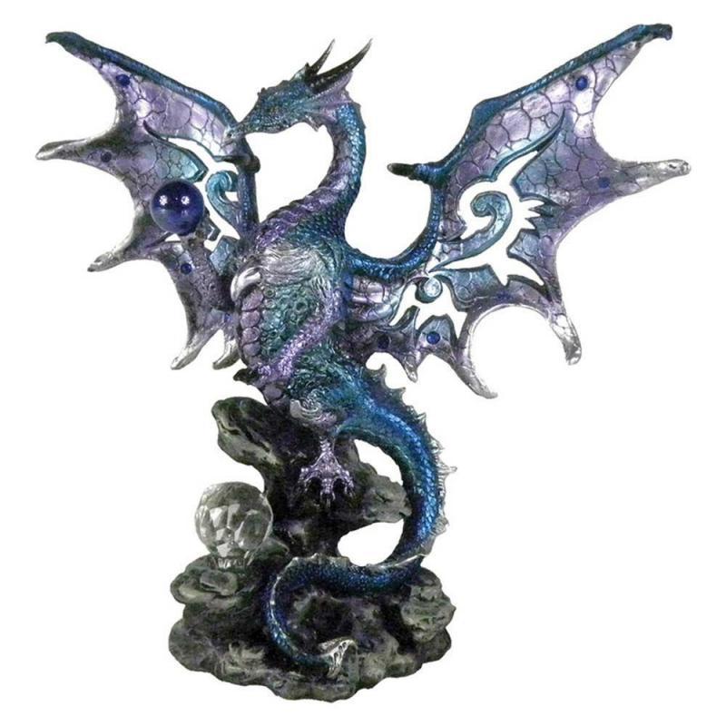 Drake, Blue Dragon Protector