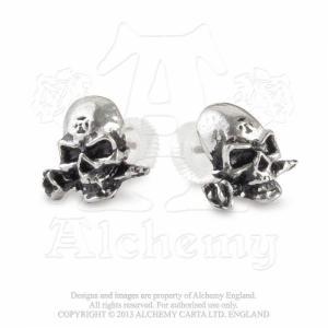 Design örhängen, Alchemist Studs