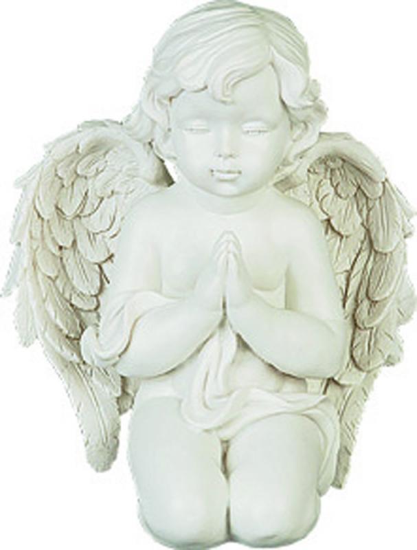 Dekoration, Bedjande Ängel