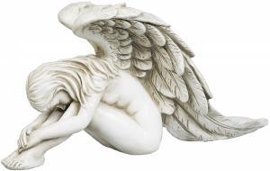 Dekorations ängel, Vingar