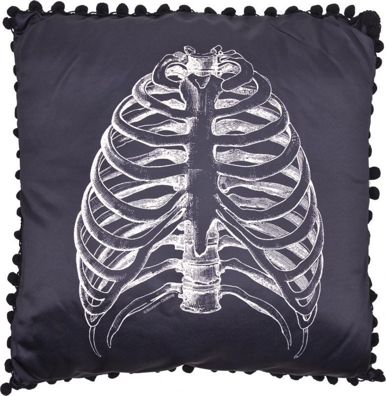 Kudde, Anatomical Ribs