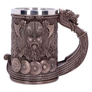 Viking Sejdel/Mugg, Bronsfärgad
